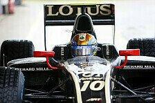 GP2 - Safety-Car kostet Leimer den Sieg: Gutierrez gewinnt im britischen Regen