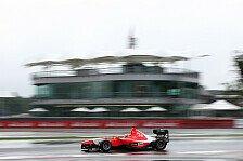 GP3 - Drei Zehntel Vorsprung auf die Verfolger: Evans sichert sich Silverstone-Pole