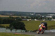 MotoGP - Pedrosa die einzige Gefahr: Stoner mit Sturz und Bestzeit im Warm-Up