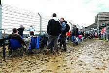 Formel 1 - Fans entsch�digt: Silverstone: Kein weiteres Regen-Chaos
