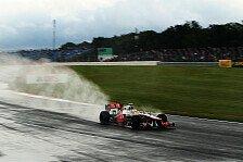Formel 1 - Da stimmt etwas nicht: Hamilton: Nicht von Alonsos Speed �berrascht