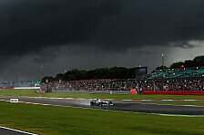 Formel 1 - Auf Regen folgt Sonnenschein: Wetterprognose: Der Freitag f�llt ins Wasser