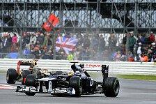 Formel 1 - Maldonado vs Perez: Renn-Unfall oder nicht?