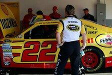 NASCAR - Warten auf die B-Probe geht weiter: Allmendinger: Aufputschmittel schuld?