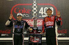 NASCAR - Bilder: Coke Zero 400 powered by Coca-Cola - 18. Lauf