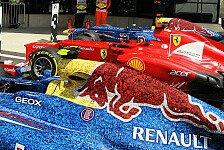 Formel 1 - Es sind noch viele Kilometer zu fahren: Horner: Nicht nur RBR und Ferrari im WM-Kampf
