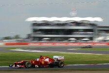 Formel 1 - Werden L�ndereien ver�u�ert?: Silverstone ben�tigt Finanzspritze