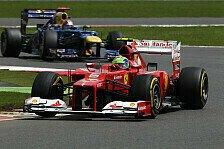 Formel 1 - Realit�ts-Check Nummer zwei: Gro�britannien GP: Die Teamvorschau