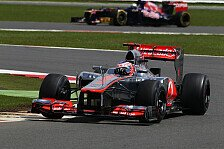 Formel 1 - Home of British Motor Racing: Video - Button hei� auf Silverstone