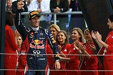 Formel 1 - Liebesgeschichte mischt die Karten neu: Webber: Gute Ausgangslage im Vertragspoker