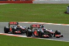 Formel 1 - Upgrades sollen dem MP4-27 Schub verleihen: McLaren: Michael ist zuversichtlich