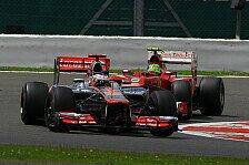 Formel 1 - Alonso cooler als Vettel: Prost: McLaren muss zur�ckschlagen