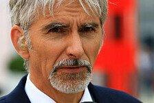 Formel 1 - McLaren als Topfavorit: Damon Hill