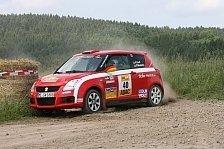 ADAC Rallye Masters - Erfolgreiche erste Saisonh�lfte: Knof sammelt weiter Punkte
