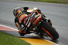 Moto2 - Schon von Hafizh Syahrin geh�rt?: Regen bringt Moto2-Bestzeit f�r Wildcard