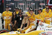 IndyCar - M�ssen genau so weitermachen: Andretti traut Hunter-Reay den Titel zu