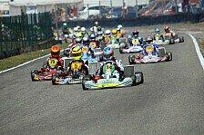 ADAC Kart Masters - Meisterschaftsentscheidung in Liedolsheim?: Vorletzte ADAC-Kart-Masters-Veranstaltung