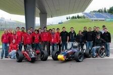 Formula Student - Konstruktionswettbewerb geht in neue Runde: Spielberg: Formula Student Austria zu Gast