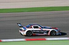 Blancpain GT Serien - Wollen viele Punkte sammeln: Muennich vor der Moskau-Premiere