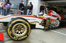 Formel 1 - Premiere in Silverstone: Ma Qing Hua