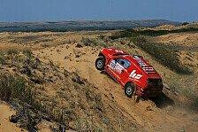 Rallye - Silk Way Rallye: HSRT mit gelungenem Einstand