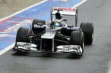 Formel 1 - Viele Kilometer f�r Bottas: Williams zufrieden mit Bottas