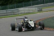 Formel 3 Cup - Vierten Saisonsieg eingefahren: Eriksson siegt, Sato strauchelt