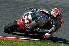 MotoGP - Alles tun, was m�glich ist: Pasini hatte sich Besseres erhofft