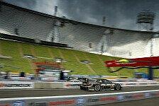 DTM - Mercedes-Duo triumphiert im Stadion: Video - Die M�nchen-Highlights vom Samstag