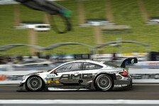 DTM - Große Freude bei Schumacher und Green
