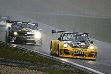 ADAC GT Masters - Es ging heftig zur Sache: Engelhart/Edwards punkten im Regen-Roulette