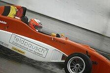 ADAC Formel Masters - Erster Sieg f�r G&J / Schiller-Motorsport: Picariello feiert Deb�tsieg auf dem N�rburgring