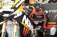MotoGP - Drei CRT-Bikes beim Montagstest: Edwards trotz neuem Chassis mit Kurvenproblemen