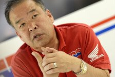 MotoGP - Herr der Monster-Maschinen: HRC-Boss Shuhei Nakamoto