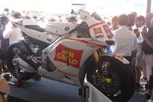 MotoGP - Honda übergibt zwei Bikes an Simoncelli-Familie