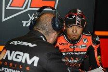 Moto2 - Auf der Moriwaki MD600: Offiziell: Takahashi f�hrt f�r Okadas Team