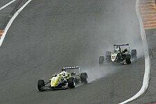 Formel 3 Cup - Am Rand des M�glichen: Binder gewinnt im Regen