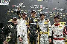 Formel 3 Cup - Lotus-Juniorteam macht uns das Leben schwer: Binder: Ziemlich am Limit