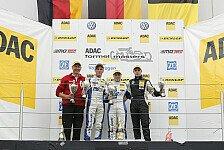 ADAC Formel Masters - Klasse bewiesen: Jason Kremer: Freue mich riesig