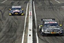 DTM - Mercedes-Staffeln überzeugen im Teamwettbewerb