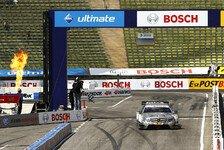 DTM - Mercedes holt bestm�gliches Ergebnis: Paffett: Das war kein schlechter Tag