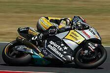 Moto2 - Schweizer h�tte Angriff von Marquez erwartet: L�thi freut sich �ber das Podest
