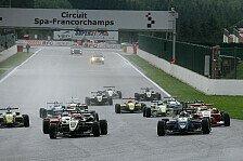 Formel 3 Cup - Bonjour � Spa-Francorchamps: Vorschau Spa