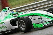 Formel 2 - Marinescu am Sonntag auf Pole