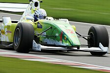 Formel 2 - Pommer in Reihe eins: Tuscher am Samstag auf Pole Position