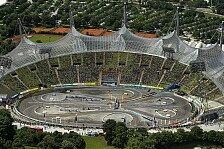 DTM - Kein regul�rer Wertungslauf m�glich: Olympiastadion spaltete Gem�ter
