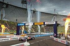 DTM - Spektakel im Olympiastadion gestrichen