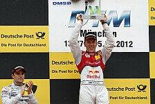 DTM - Sieg f�r Ekstr�m: Video - Finalrunde vom Sonntag