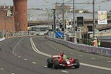 Formel 1 - Zahlreiche Piloten am Start: Pic beim Heimspiel in Moskau