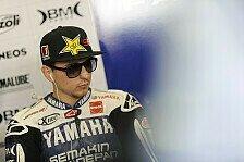 MotoGP - Bleib konzentriert und ruhig: Unterst�tzung von Lorenzo f�r Spies